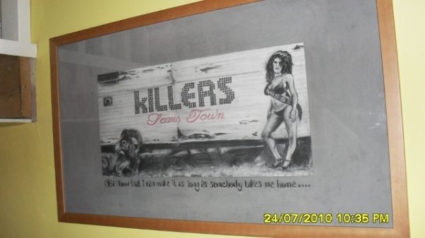 The Killers par rebeldiamond